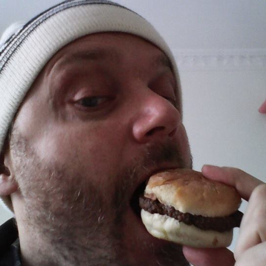 Sternberg med burger